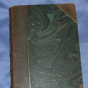 Nicholas Nickleby, Charles Dickens, 1st edition, 1839