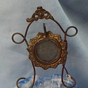 Watch Stand/ Pin Tray, Victorian