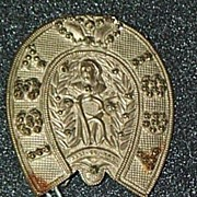 Victorian Diamond Jubilee Belt Buckle