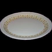 REDUCED Syracuse Restaurant Ware Oval Platter USA 1929