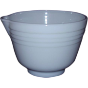 Pyrex Hamilton Beach 18 Mixer Mixing Bowl With Spout