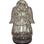 SALE Mikasa Crystal Angel Holiday Classics Votive Candleholder WY520-550 Japan Original Box