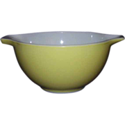 Pyrex Cinderella Mixing Bowl Yellow 1.5 Pint 441 Series
