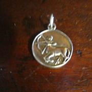 Bell Sterling Zodiac Charm - Sagittarius