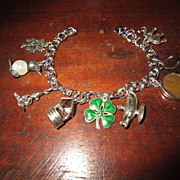Lucky Charms and Bracelet in Sterling
