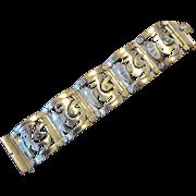 Laffi Cormorant Sterling Enamel Bracelet