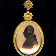 Silhouette - George III