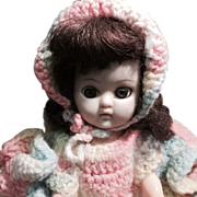 Vintage Ginny-type Doll