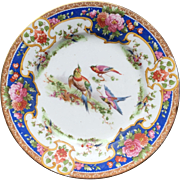 Shelley China from England-Old Sevres 6 inch Plates - Set of 4