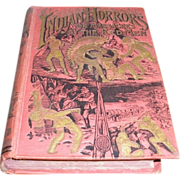 SALE Indian Horrors or Massacres by the Red Men by Henry Davenport Northrop 1891