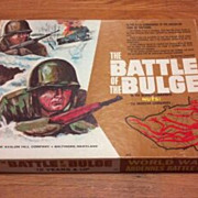 SALE 1965 The Battle of the Bulge board or table game. Avalon Hill #602