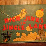 SALE High Jinks In Jingle Land