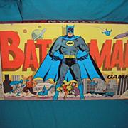 SALE 1966 vintage original BATMAN board game in the box. #4648