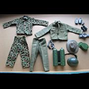 SOLD Vintage G.I. Joe Items