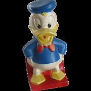 Walt Disney Donald Duck Bank