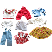 REDUCED Doll Clothes - Blouses & Skirts & Pants