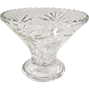 "EAPC ""Star of David"" Bowl / Punch Bowl Base"