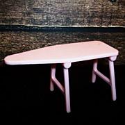 Folding Renwal Dollhouse Ironing Board