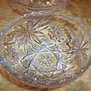 "SOLD Set of 2: EAPC Star of David 5 1/4"" Salad Bowls"