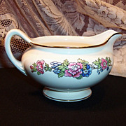1940's Homer Laughlin Bristol Creamer
