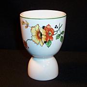 Nasturtium Pattern Eggcup