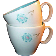 Set of Two: Taylor Smith Taylor Boutonniere Cups