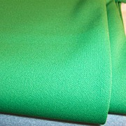 SOLD 3 Yards x 66 Inches Vintage 1960's to 1970's Green Polyester Fabric