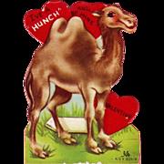 Unused Vintage CAC Camel Valentine