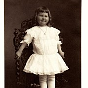 Early 1900's Antique Photograph