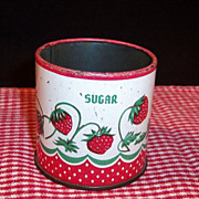 Wolverine Toy Strawberry Canister
