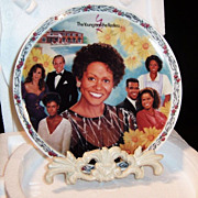 SALE The Young & The Restless:  MAMIE'S HEART  Collector's Plate