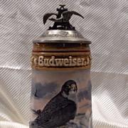 SALE Budweiser Bird of Prey Beer Stein LE 1992
