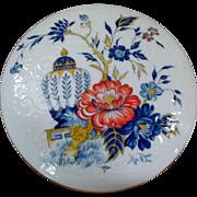 Crown Staffordshire Penang Vanity Trinket Box Fine Bone China England