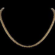 1/20 14K Gold-filled 15-inch Necklace