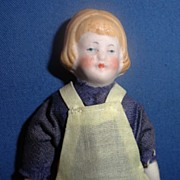 School Girl Doll House Doll Blond