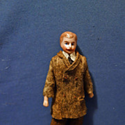 Doll House Man in Suit