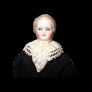 Parian Boy Doll