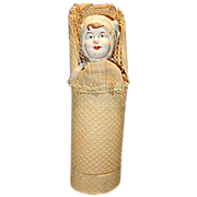 German Baby Candy Container