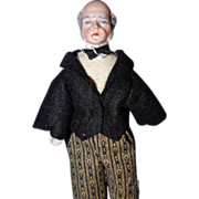 Butler Doll House Man