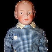 Gebruder Heubach large Character Doll