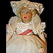 Lenci Mascotte Doll a/o