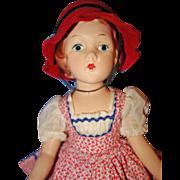 Wendy Ann Doll Madame Alexander