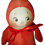 Cuddle Kewpie Red