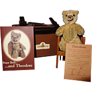 Peter Bully Theodore Teddy Bear set