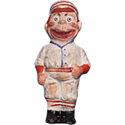 Baseball Player Tiny Doll Pin