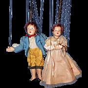 Tony Sarg Alexander Marionettes