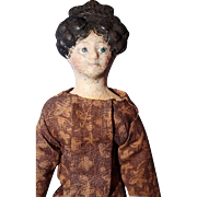 Early Milliners Model Paper Mache