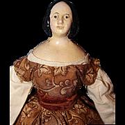 Queen Victoria Milliners Model
