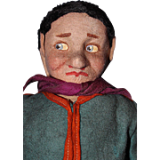 Early Lenci Farmer Doll
