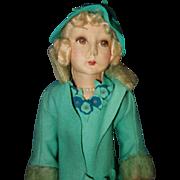 Deans Rag Book Smart Set Elegant Doll